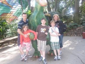 Family Vacation to Disney World